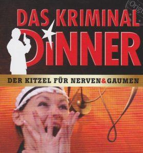 Das Kriminal MAFIA Dinner am Samstag, den 29.04.2017 im ACHAT Premium in Walldorf/ Reilingen