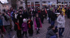 Bad Schönborn Mingolsheim: Rathaussturm Fastnacht - TVüberregional Kraichgau