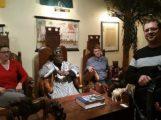 FreemVision – die Charity Organisatoren bei König Bansah – TVüberregional war dabei