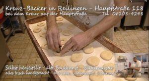 Kreuzbäcker Reilingen - Bäckermeister - alles selbst frisch gebacken