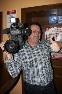 Oliver Doell TVueberregional Sony Kamera Broadcast Videoproduzent