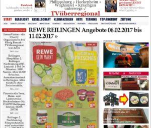 REWE REILINGEN Angebote 06.02.2017 bis 11.02.2017