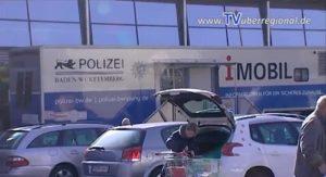 Einbrüche in Reilingen und Umgebung; Landeskriminalamt mit Tuck vor Ort; Referat Prävention