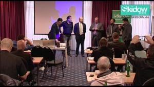 Neue SOCIALMEDIA Plattform - Eröffnung - Kick off - SKIDOW - in Frankfurt Rodgau am 04.02.2017