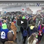 Fastnachtsumzug in ROT 2017 – 68789 St. Leon-Rot