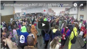 Fastnachtsumzug in ROT 2017 - 68789 St. Leon-Rot