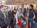 Wirtschaftsministerin steht hinter dem Mittelstand – Dr. Hoffmeister-Kraut sprach auf dem Mathaisemarkt
