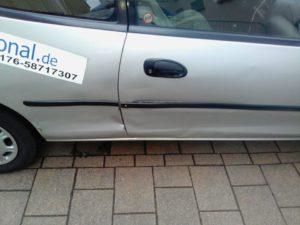 Mazda 323 an Bastler zu verkaufen 700 Euro VHB Motor einwandfrei ohne Ölverbrauch St. Leon Rot