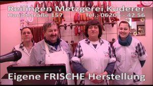 Metzgerei Kuderer Reilingen