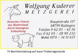 Metzgerei Kuderer Reilingen - Fleischereifachbetrieb, Catering, Partyservice, Wunschbestellungen
