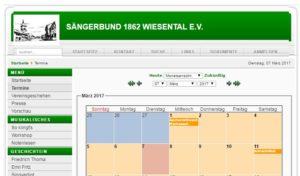 Schlachtfest Waghäusel - Samstag, 11.03.2017 Gesangverein Sängerbund 1862 Wiesental e.V. im Vereinsheim GV Sängerbund Wiesental
