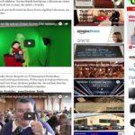 Beispiele um Ihre erwünschten Neukunden zu bekommen: Werbefilme, Infofilme, Spots, Jingles, PR Berichterstattungen und die Preisrichtungen für Umsetzung Ihrer viralen Werbung durch TVüberregional