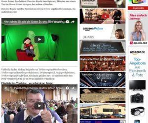 TVüberregional Werbevideoproduktion Infovideoproduktion Greenscreen Videoproduktion Neukunden Gewinnfilme Studiofilme 500 px
