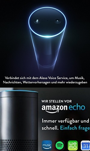 ALEXA AMAZON echo dot alexa amazon tv werbung carmen döll spiegel online philips 300 x 500