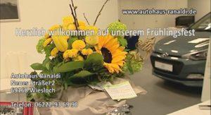 Autohaus Ranaldi - Frühlingsfest in Wiesloch gelungen - hunderte Besucher begeistert