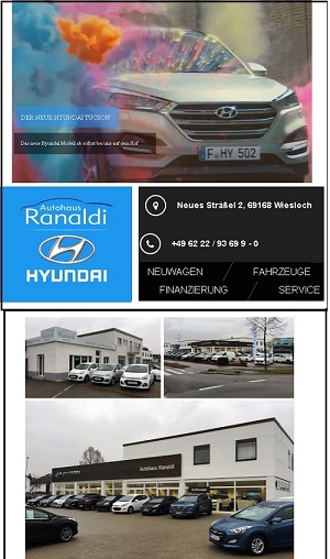 Autohaus Ranaldi Wiesloch Hyundai 300px