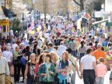HOCKENHEIM: Frühlingsfest auf Marktplatz und in der Innenstadt und Verkaufsoffener Sonntag