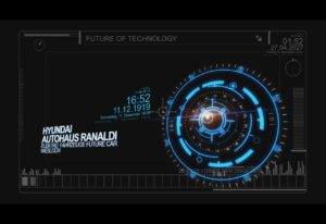 HYUNDAI TV Spot Future Vision Hybrid News - Ranaldi Wiesloch