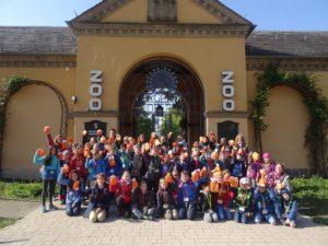 Heidelberg - Bäckerei Mantei beliefert Zooschule mit Elefanten