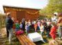 Hockenheim – Neues Holzhaus im Park-Kindergarten