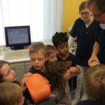 """Hockenheim: """"Schlaufüchse"""" fühlen dem Zahnarzt auf den Zahn"""
