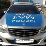 Altlußheim, Parkplatz Fitnessstudio Scheibe eingeschlagen Taschen geklaut