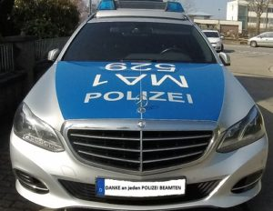 Polizei, Blaulicht, Betrug, Polizeieinsatz, Rettungskräfte, Polizeihunde, TVüberregional, Videoproduktion,