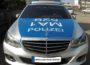 Nußloch: Unfall mit Betonmischer; 90-jähriger Autofahrer schwer verletzt
