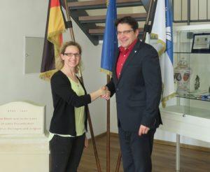#Reilingen: #Kämmerei durch #Katrin_Brenner wieder vollzählig