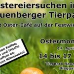 Rauenberg Tierpark – Ostereiersuche 17.04.2017 von 14 bis 17 Uhr