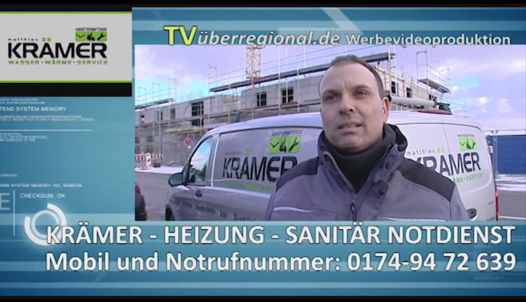 Reilingen Hockenheim Waghäusel Wiesloch Heizung Sanitär Krämer Meisterbetrieb