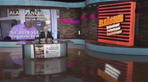 MACH DICH SELBSTÄNDIG - BERICHT VON RAINER STRETZ, MANAGER BEI GO4DIAMOND, Online Werbung bei TVüberregional im Studio, BAZ - Printmedien - Badische Anzeigen Zeitung - TVüberregional, TVüberregional Studio Aufnahmen,