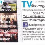 TVüberregional Visitenkarte
