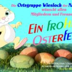 WIESLOCH: Ostereiersuchen auf dem Gänsberg am 17.04.2017. Nur für Mitglieder – oder werden Sie Mitglied in der Ortsgruppe Wiesloch der Naturfreunde