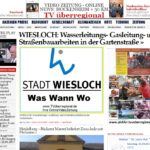 Stadt Wiesloch informiert