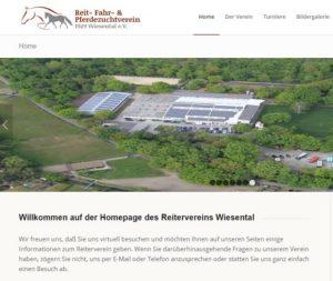 Waghäusel - Wiesental Großes Oster-Reitturnier ab 13.04.2017 - Reitverein Wiesental