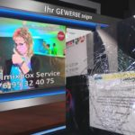 Anschlag auf Jobcenter in Wiesloch #Jobcenter_Wiesloch