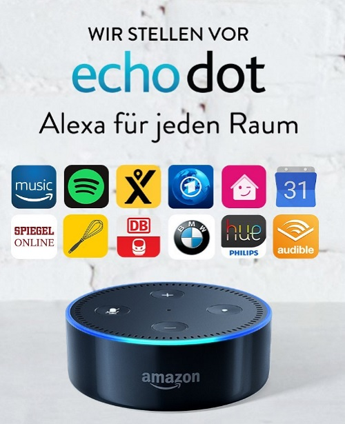 echo dot alexa amazon tv werbung carmen döll spiegel online philips