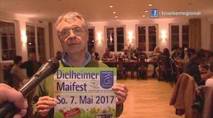 Dielheim: Gewerbeschau Ankündigung zum 07 Mai 2017 - Bericht von TVüberregional