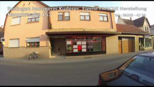 Metzgerei Kuderer Reilingen Hauptstraße 157