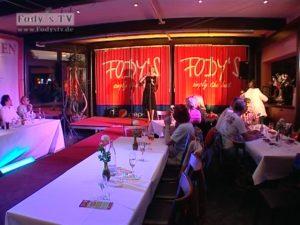 Restaurant Fodys Fährhaus Ladenburg: IHRE MODENSCHAU, PRÄSENTATION oder Sonstiges kann in unseren RÄUMEN stattfinden