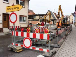 Reilingen Trinkwasser Anschlüsse Leitungen Reilingen-Lokal