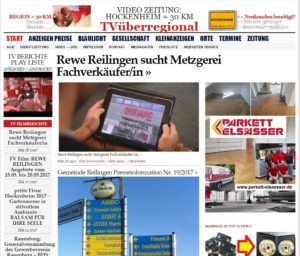 Rewe Reilingen sucht Metzgerei Fachverkäufer/in
