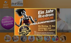 Walldorf - fit-o-drom Premium Jubiläumsparty #fit_o_drom #fit_o_drom_walldorf