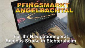 Angelbachtal Pfingstmarkt Eichersheim Kerwe 03.06.2017 - 05.06.2017