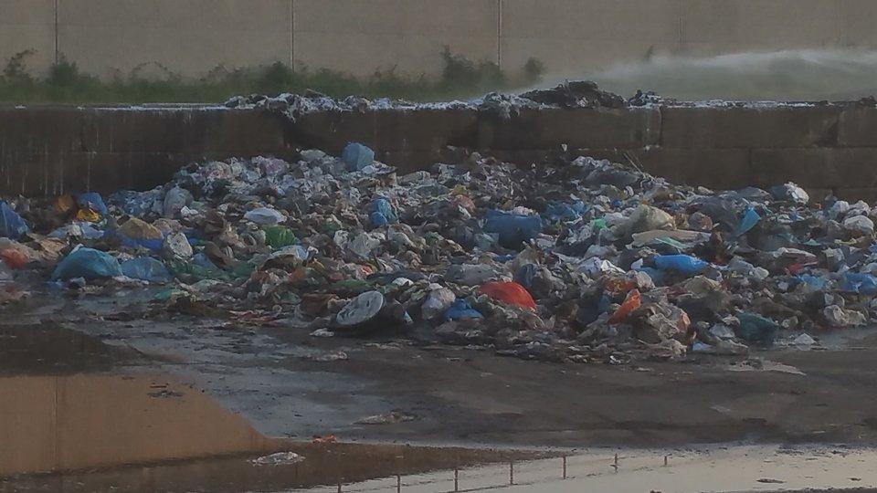 Karlsruhe Mülldeponie
