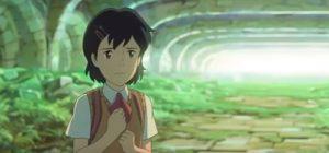 Die Reise nach Agartha - Zeichentrickfilm