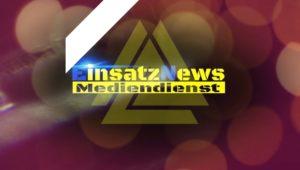 Einsatznews, Blaulicht, Polizei, Feuewehr, THW, DRK, Jan Braun
