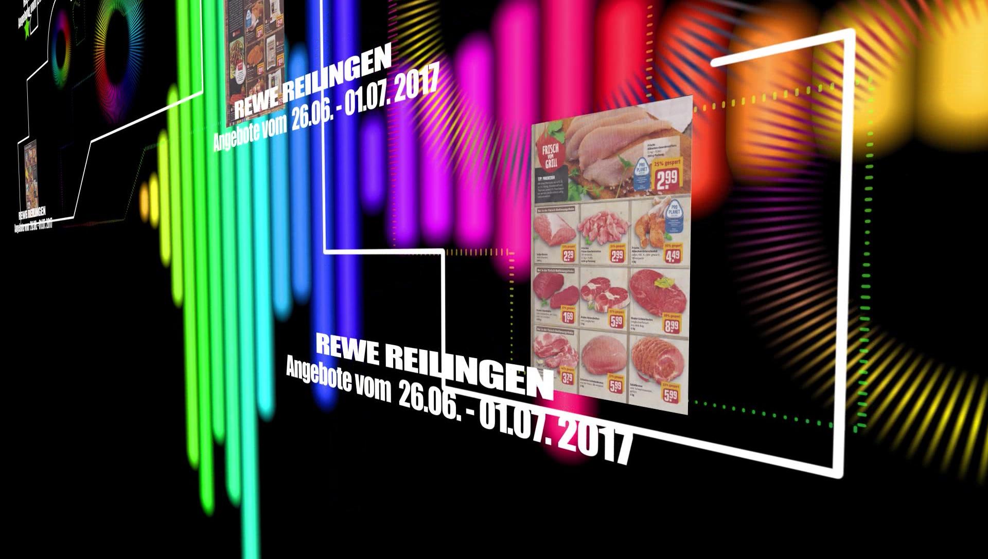Rewe Reilingen Angebote Vom 2606 Bis 01072017 Tvueberregional