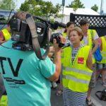 TV BEITRAG – Walldorf: STREIK BEI IKEA – WIRTSCHAFTLICHE ABSICHERUNG DER FAMILIEN